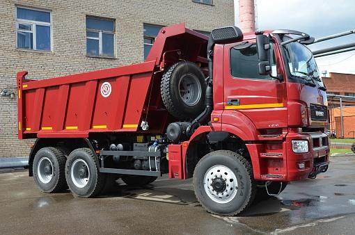KAMAZ-65802-K5