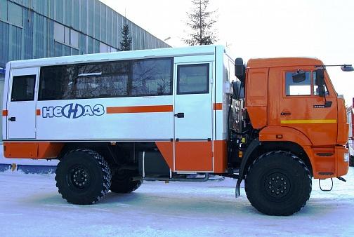 Вахтовый автобус НЕФАЗ-42111М