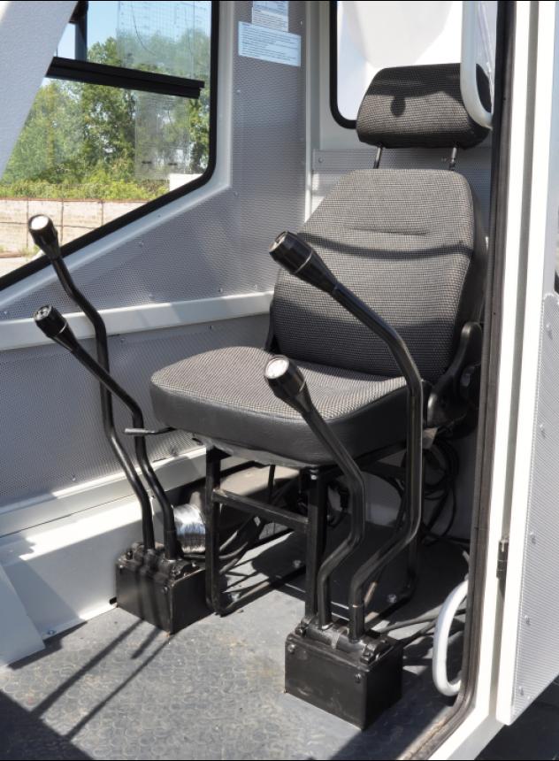 Автомобильный кран Челябинец КС 45734-19  на шасси 43253